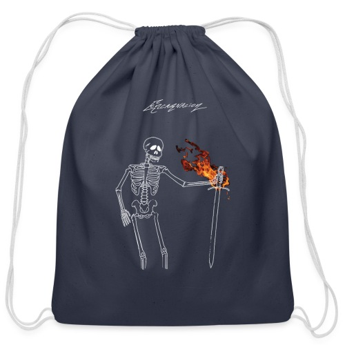 Dissent - Cotton Drawstring Bag