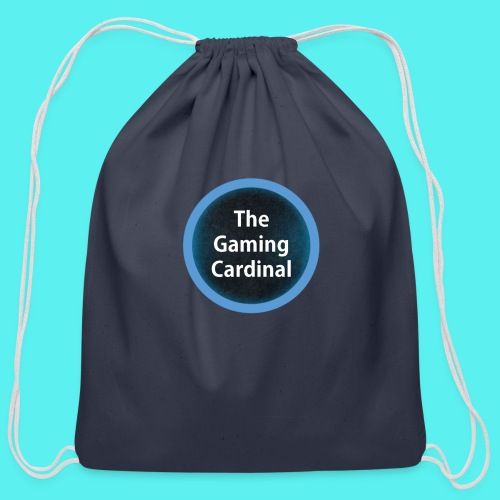 solo logo no back ground - Cotton Drawstring Bag