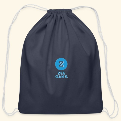 ZEE GANG - Cotton Drawstring Bag