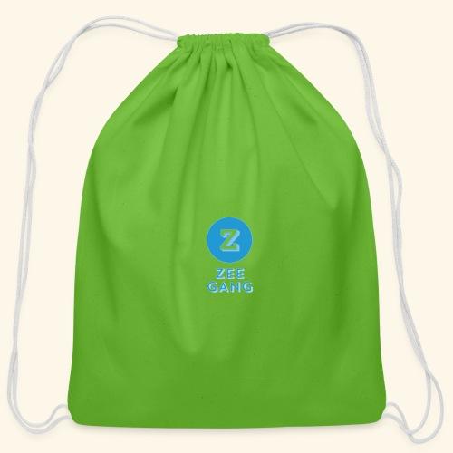 ZEE GANG - Cotton Drawstring Bag
