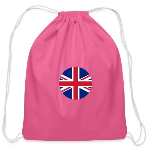 uk - Cotton Drawstring Bag