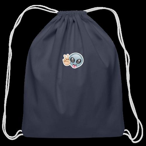 GRAVITNATORS - Cotton Drawstring Bag