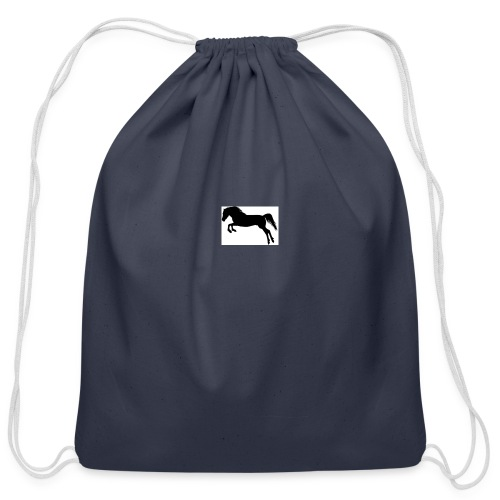 Finesse! - Cotton Drawstring Bag