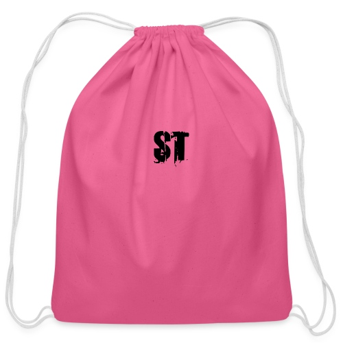 Simple Fresh Gear - Cotton Drawstring Bag