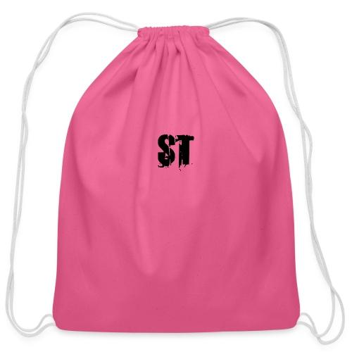 Simple Fresh Gear - Cotton Drawstring Bag