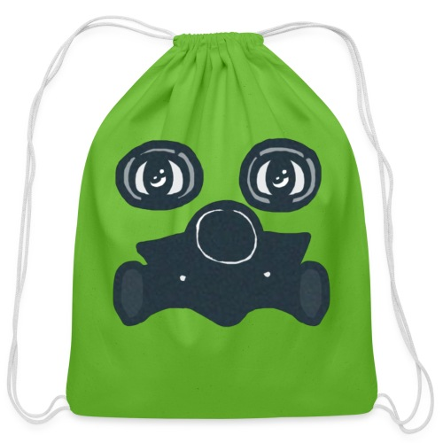 Toxic - Cotton Drawstring Bag