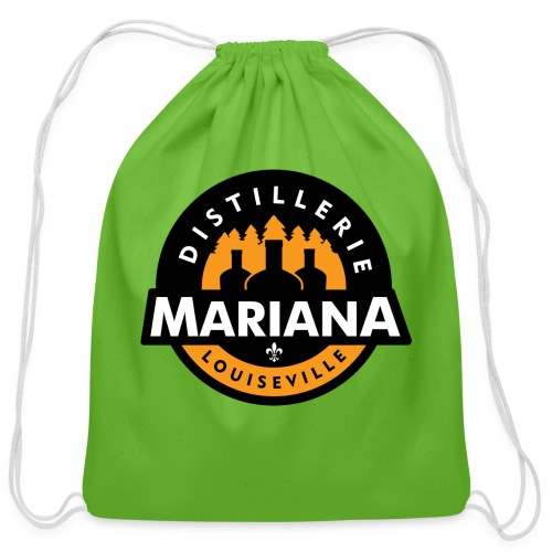 Distillerie Mariana T-Shirt fille - Cotton Drawstring Bag
