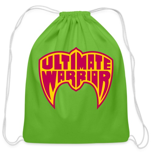UW Logo - Cotton Drawstring Bag