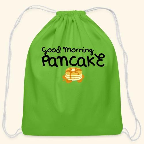 Good Morning Pancake Mug - Cotton Drawstring Bag