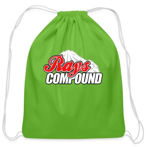 Rays Compound - Cotton Drawstring Bag
