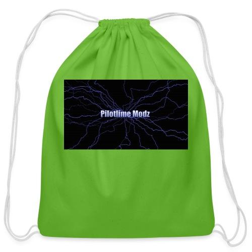 backgrounder - Cotton Drawstring Bag