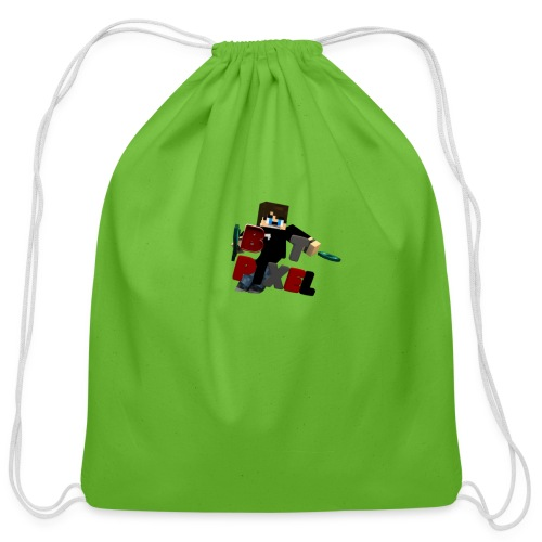 Batpixel Merch - Cotton Drawstring Bag