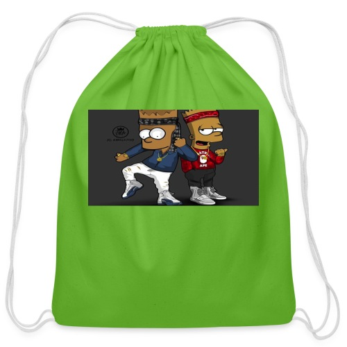 Sweatshirt - Cotton Drawstring Bag