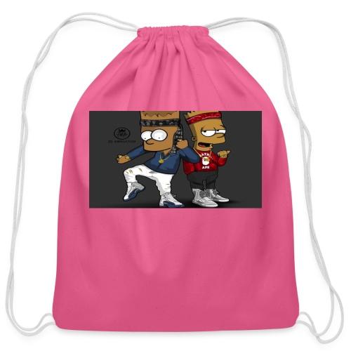Sweatshirt - Cotton Drawstring Bag