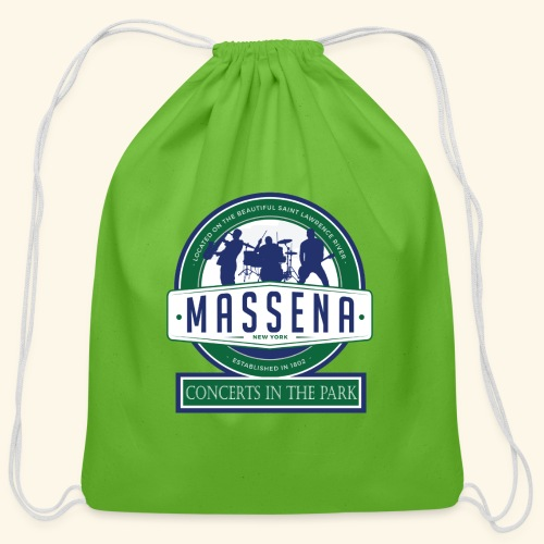 Massena CitP - Cotton Drawstring Bag