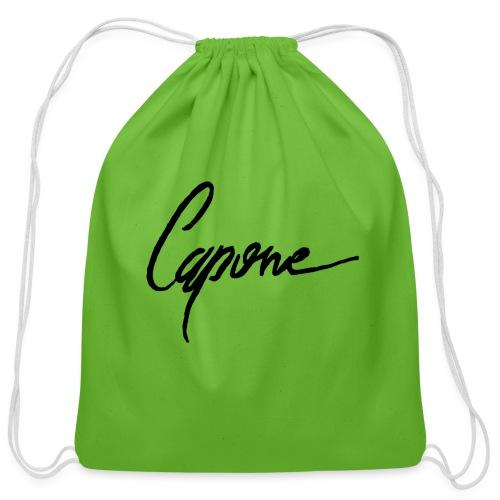 Capone - Cotton Drawstring Bag