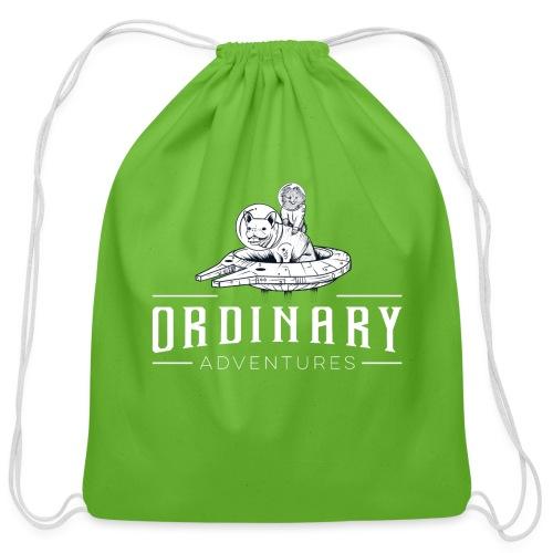 Ordinary Adventures - Cotton Drawstring Bag
