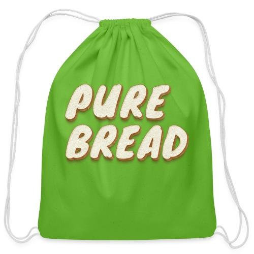 Pure Bread - Cotton Drawstring Bag