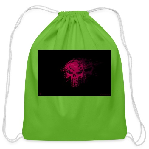 hkar.punisher - Cotton Drawstring Bag