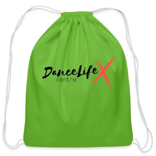 DL-Logo-Master - Cotton Drawstring Bag