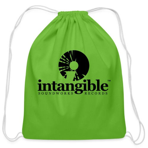 Intangible Soundworks - Cotton Drawstring Bag