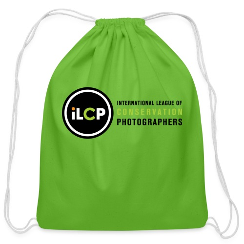 iLCP logo horizontal RGB png - Cotton Drawstring Bag