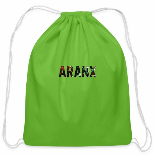 Aranx Logo - Cotton Drawstring Bag