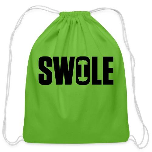 SWOLE - Cotton Drawstring Bag