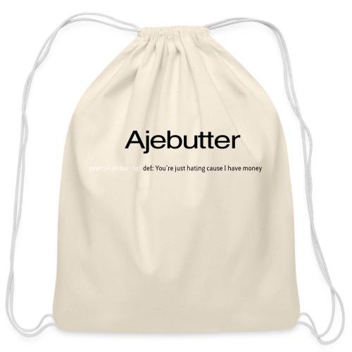 ajebutter - Cotton Drawstring Bag