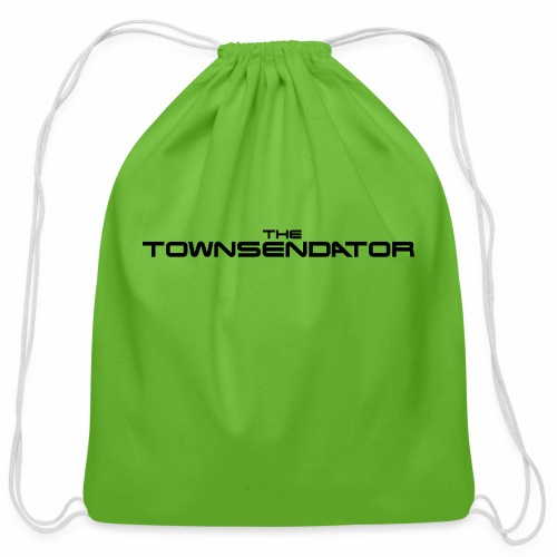 townsendator - Cotton Drawstring Bag