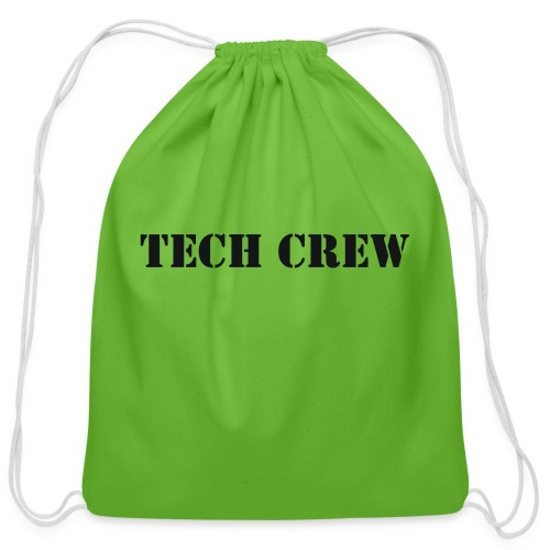 Tech Crew - Cotton Drawstring Bag