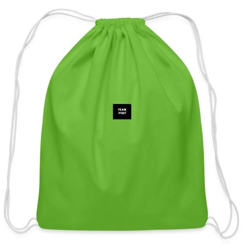 Team Fury - Cotton Drawstring Bag