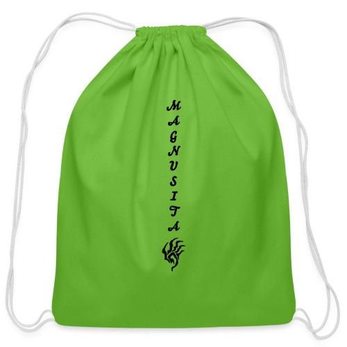 leggings - Cotton Drawstring Bag