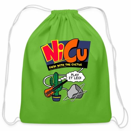 NiCU - Cotton Drawstring Bag