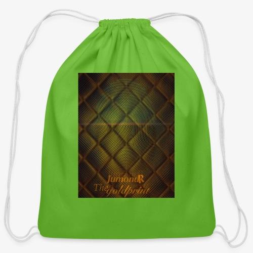 JumondR The goldprint - Cotton Drawstring Bag
