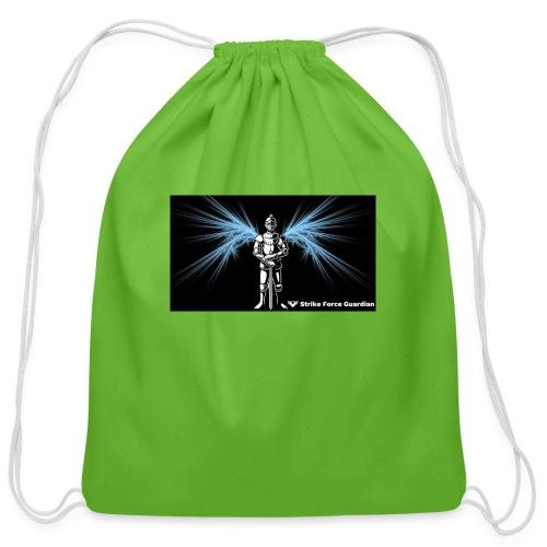 StrikeforceImage - Cotton Drawstring Bag