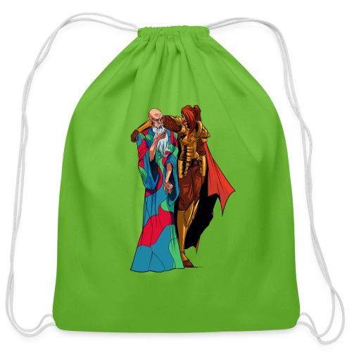 anjelicaPRO png - Cotton Drawstring Bag