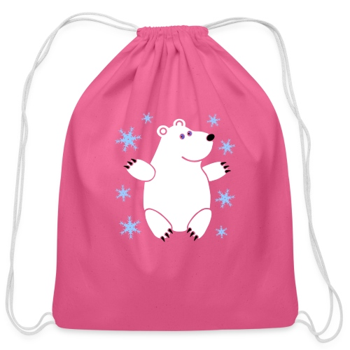 Icebear - Cotton Drawstring Bag