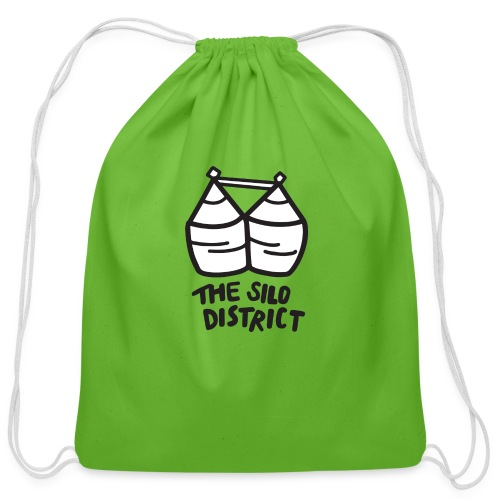The Silo District - Cotton Drawstring Bag