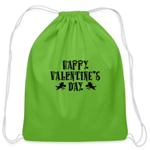 vALENTINE - Cotton Drawstring Bag