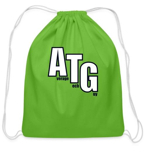 ATG Blocks - Cotton Drawstring Bag