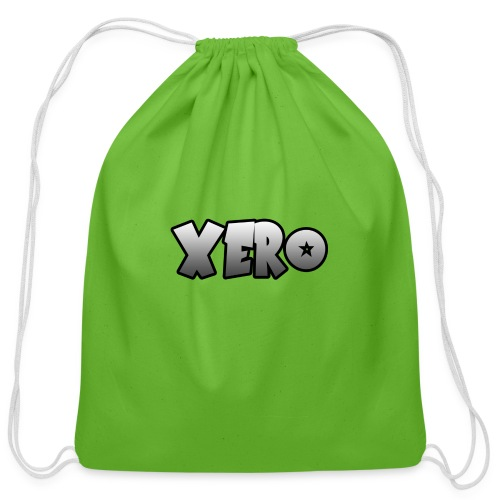 Xero (No Character) - Cotton Drawstring Bag