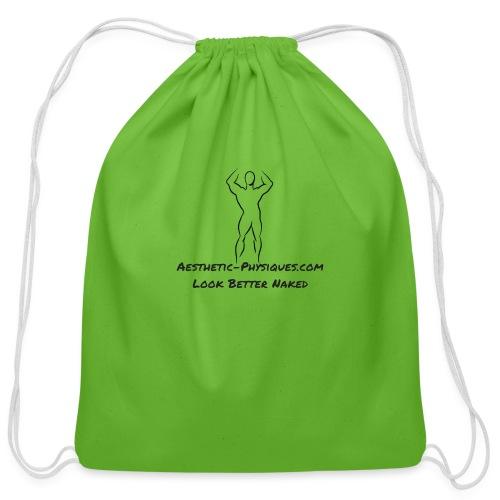 Classic Logo - Cotton Drawstring Bag