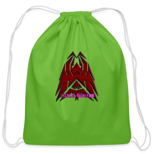 3XILE Games Logo - Cotton Drawstring Bag