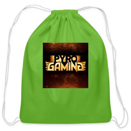PYRO shirts sweaters cases etc - Cotton Drawstring Bag