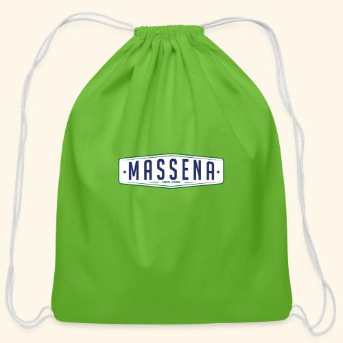 Massena Plate - Cotton Drawstring Bag