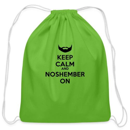 Noshember.com iPhone Case - Cotton Drawstring Bag
