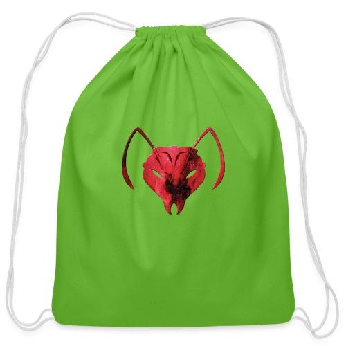 MozLogo1 - Cotton Drawstring Bag