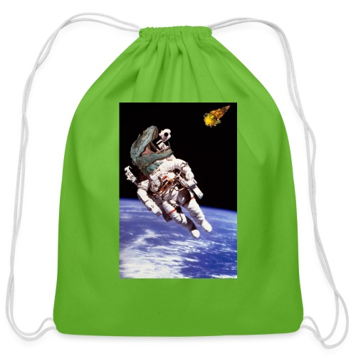 how dinos died - Cotton Drawstring Bag