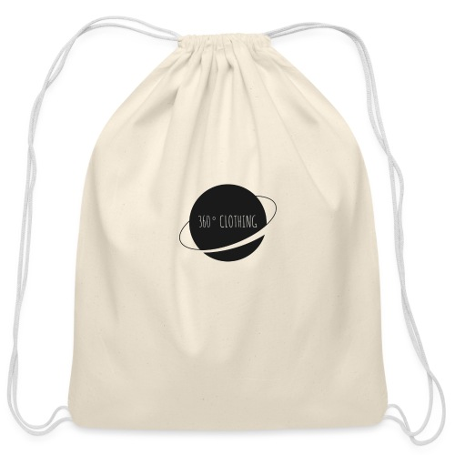 360° Clothing - Cotton Drawstring Bag